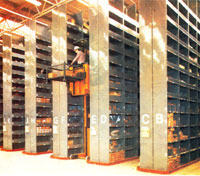 Slotted Angles & Storage Systems from Slotco